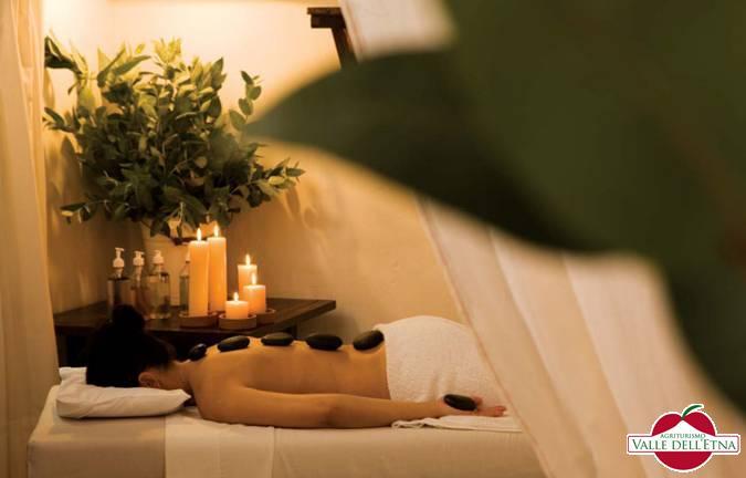 Spa centro benessere donna relax
