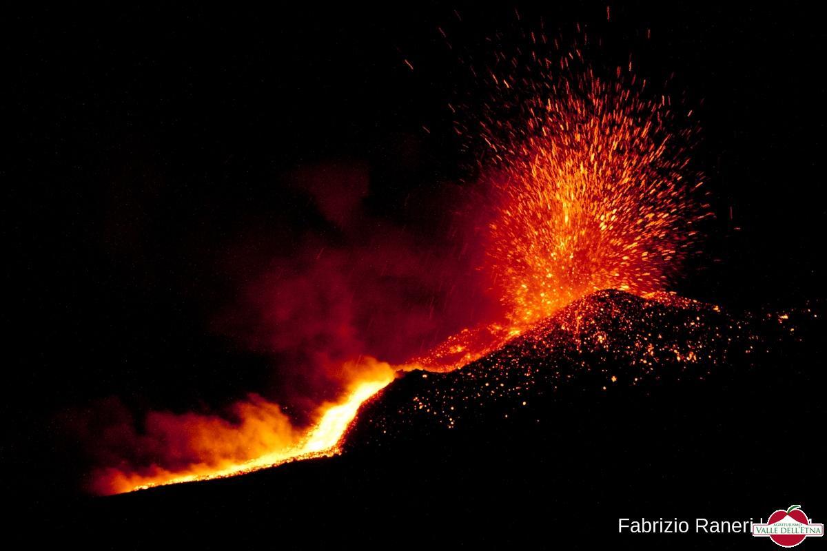 View : Vulcano Etna